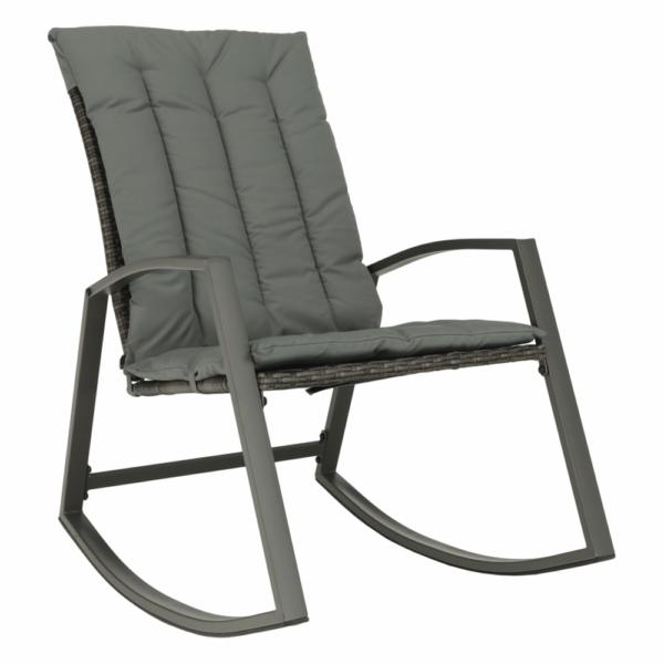 Záhradné stoličky a kreslá   Materiál: umelý ratan/látka/kov