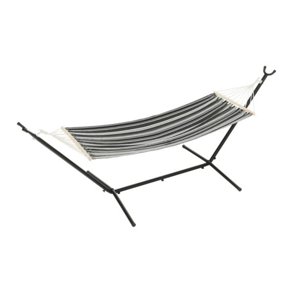 Kvalitné záhradné sedenie  | Materiál: 50% bavlna/50% polyester/drevo