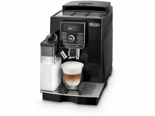 Značkový kávovar DeLonghi  | DeLonghi ECAM 25.462.B. Dizajn skrine: voľne stojace