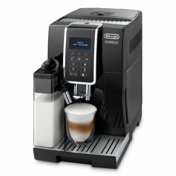 "Značkový kávovar DeLonghi    KÁVOVAR.  Systém LatteCrema. De´Longhi ""LatteCrema"" systém pre skutočný mix potešenia. Pripraví hustú a krémovú"