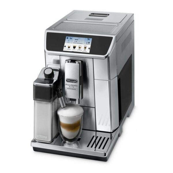Značkový kávovar DeLonghi  | SUPERAUTOMATICKÝ KÁVOVAR.  4
