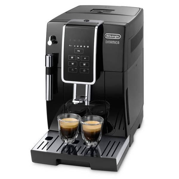 Značkový kávovar DeLonghi  | PLNOAUTOMATICKÝ KÁVOVAR.  Jednoduché čistenie. Odkvapkávacia tácka s vyberateľnou mriežkou