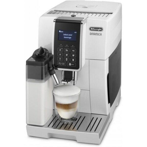 Značkový kávovar DeLonghi  | AUTOMATICKÉ ESPRESSO .  Plnoautomatický kávovar talianskej značky De´Longhi z rady Dinamica