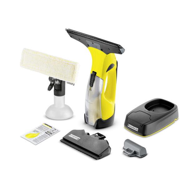 Kärcher čistič okien    Upratujte moderne   Kärcher - WV 5 Premium Non-Stop Cleaning Kit