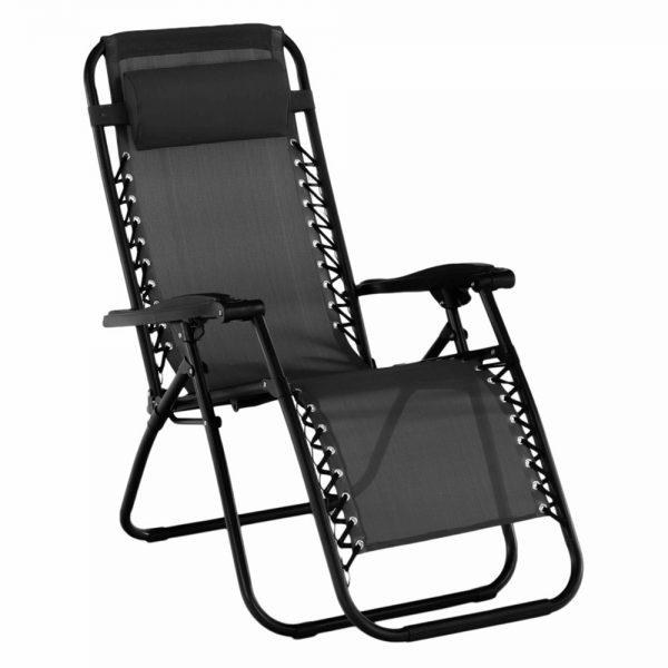 Záhradné stoličky a kreslá | Záhradné polohovacie kreslo