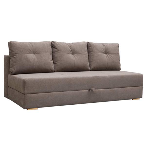 Kvalitné a moderné pohovky    Rozkladacia pohovka s úložným priestorom DORUK