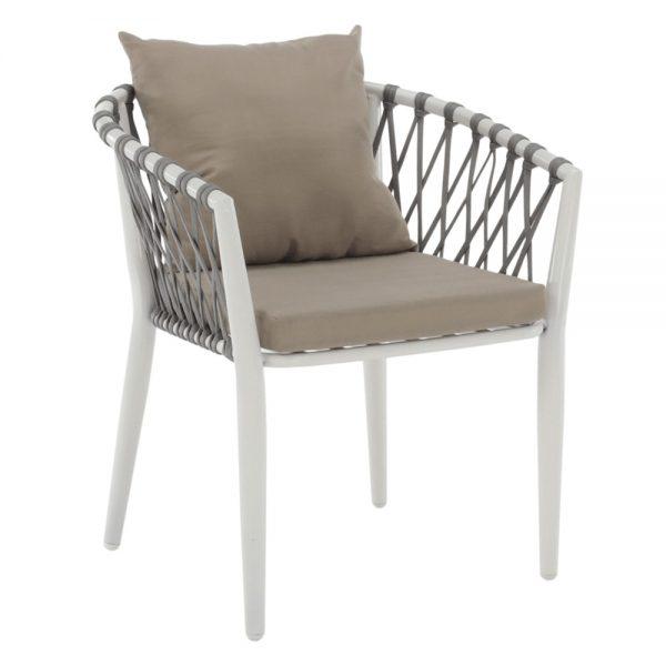 Záhradné stoličky a kreslá   Materiál sedadlo: látka