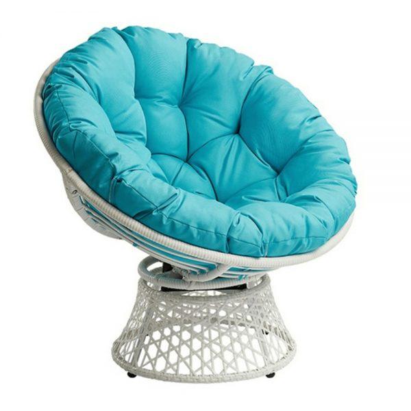 Záhradné stoličky a kreslá | Materiál nosná konštrukcia: oceľ