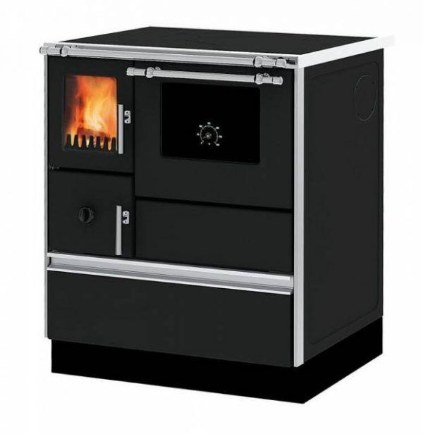 Sporák    Vykurovanie   menovitý tepelný výkon 6 kW