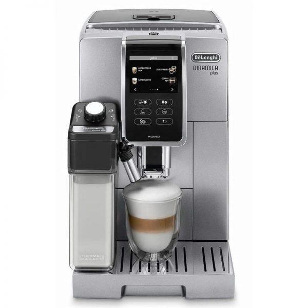 Značkový kávovar DeLonghi  | AUTOMATICKÝ KÁVOVAR .  Elegantný dizajn