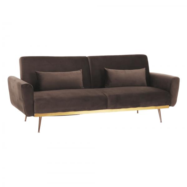 Kvalitné a moderné pohovky    Materiál: látka Velvet/kov
