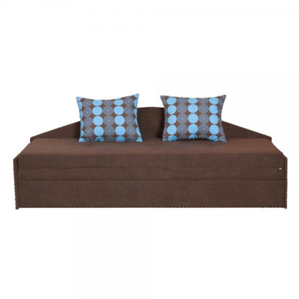 Kvalitné a moderné pohovky  | MATEJ rozkladacia pohovka s úložným priestorom a vankúšmi
