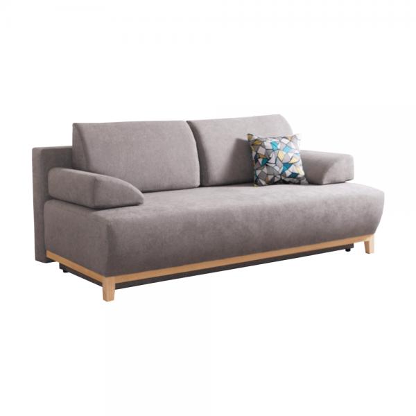 Kvalitné a moderné pohovky  | Materiál: látka Mono/drevo