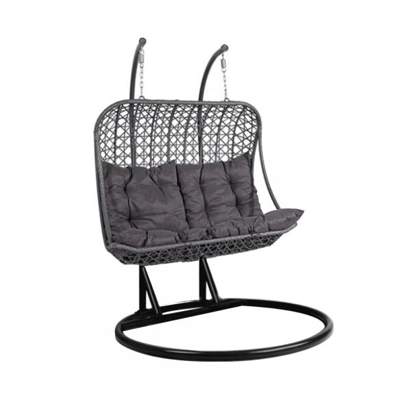 Kvalitné záhradné sedenie  | Materiál konštrukcia: oceľ