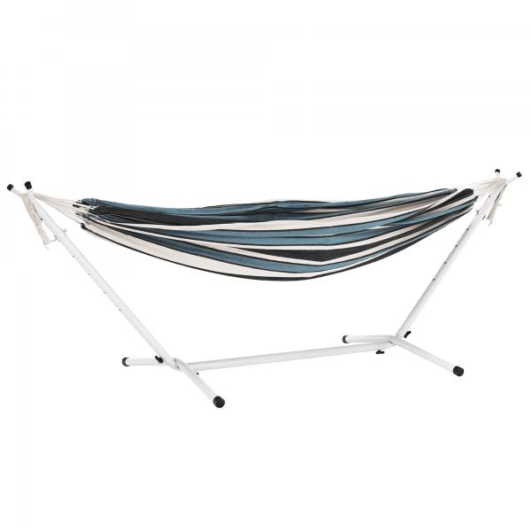 Kvalitné záhradné sedenie  | Materiál siete: 50% bavlna/50% polyester